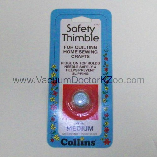 Safety Thimble Medium