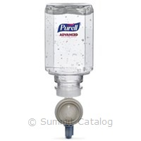 PURELL ADV GEL REFILL 450ML 6/cs