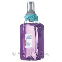 ANTIBACTERIAL FOAM HANDWASH 1250-ML PLUM 3/cs