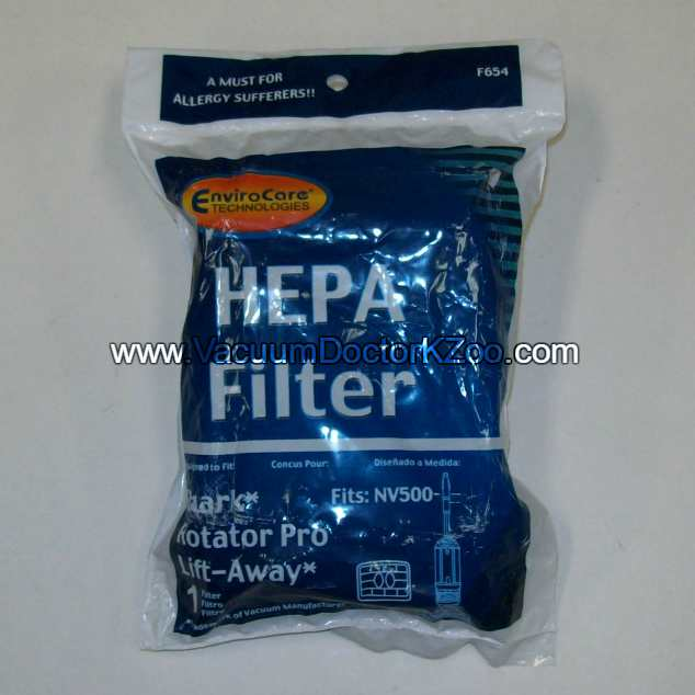 Shark Filter HEPA Rotator Pro Lift Away