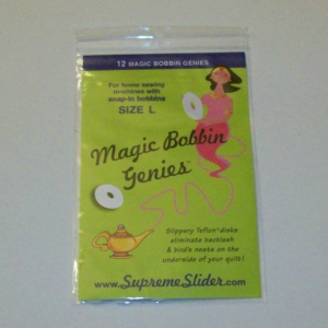 LITTLE GENIE MAGIC BOBBIN WASHERS 12pck