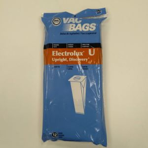 Electrolux Bags Type U Upright Discovery 4-ply 12/pck